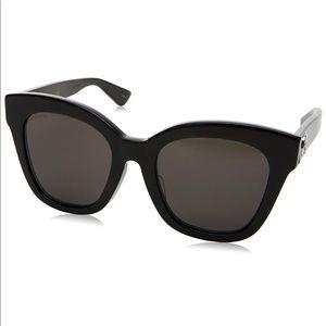 Gucci Womens Cat Eye Sunglasses